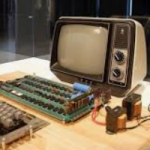 Apple-1 sold at an auction for $375,000